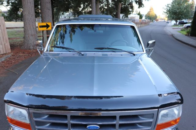 1995 Ford F150 Flareside Extended Cab 4x4 XLT Low miles ...