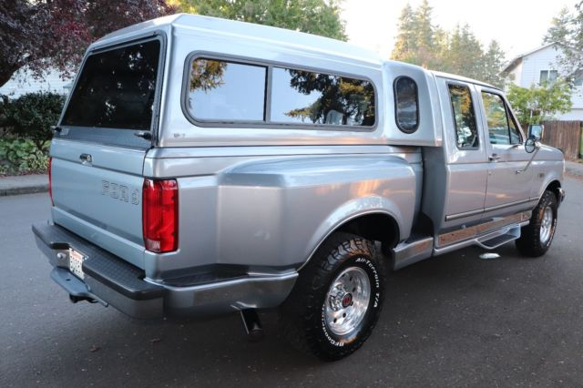 Ford F Flareside Extended Cab X Xlt Low Miles Obs on Picture Of A 1994 Ford F 150 5 0 Engine