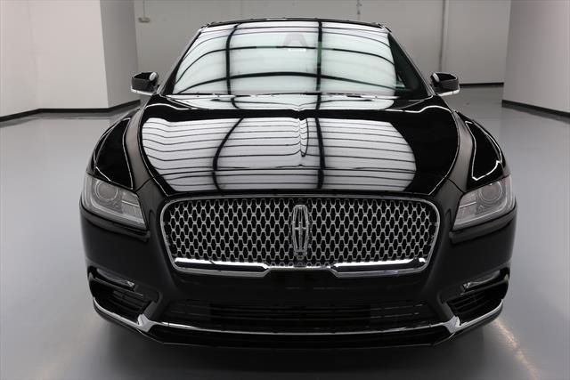 2017 lincoln continental reserve tech pano roof nav 2k. Black Bedroom Furniture Sets. Home Design Ideas