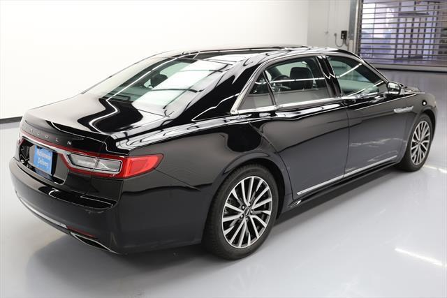 2017 lincoln continental select pano roof rear cam 13k. Black Bedroom Furniture Sets. Home Design Ideas