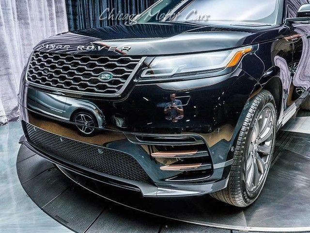 2018 land rover range rover velar r dynamic se 600 miles. Black Bedroom Furniture Sets. Home Design Ideas