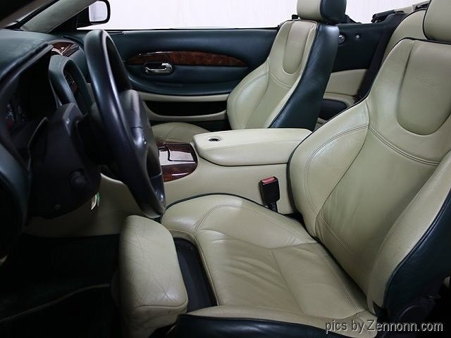2dr Volante Vantage Auto 2003 Aston Martin Db7 21 722 Miles