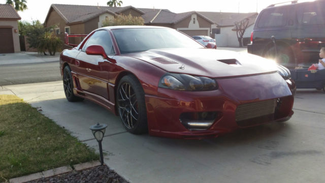 3000gt vr4 custom paint reliable 11 second car for sale in mesa arizona united states. Black Bedroom Furniture Sets. Home Design Ideas
