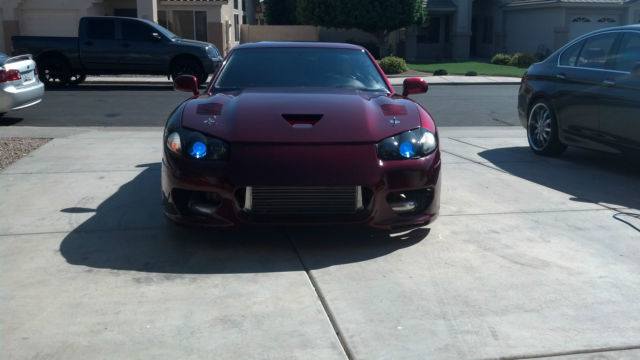 3000gt Vr4 Custom Paint Reliable 11 Second Car For Sale In