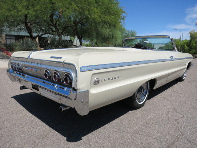 1965 Ss Impala Convertible Cars Trucks By Owner Autos Post