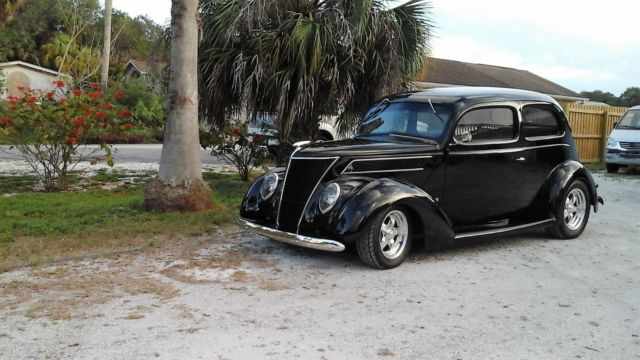 37 Ford 2 Dr Slant Back For Sale  Photos  Technical