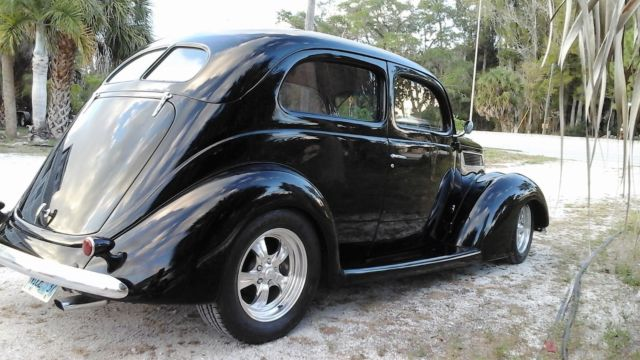 37 Ford 2 Dr Slant Back