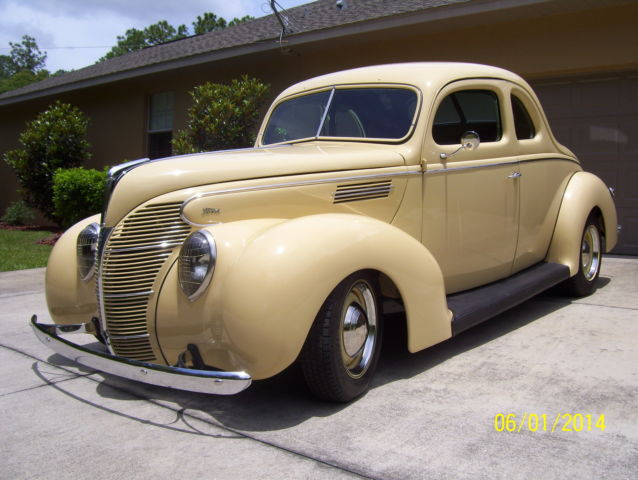 39 Ford Standard Coupe For Sale In Silver Springs Florida
