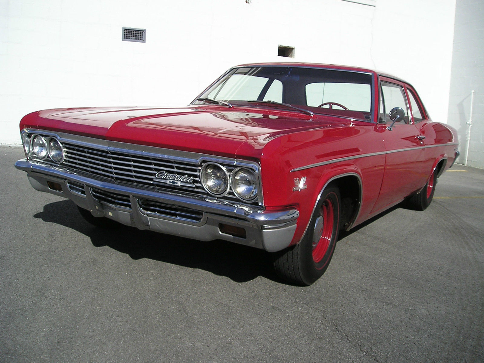 427 425hp Matching Engine Biscaynesuper Sport Impalacaprice 1966 Chevy Bel Air For Sale Chevrolet 150 210 L 72