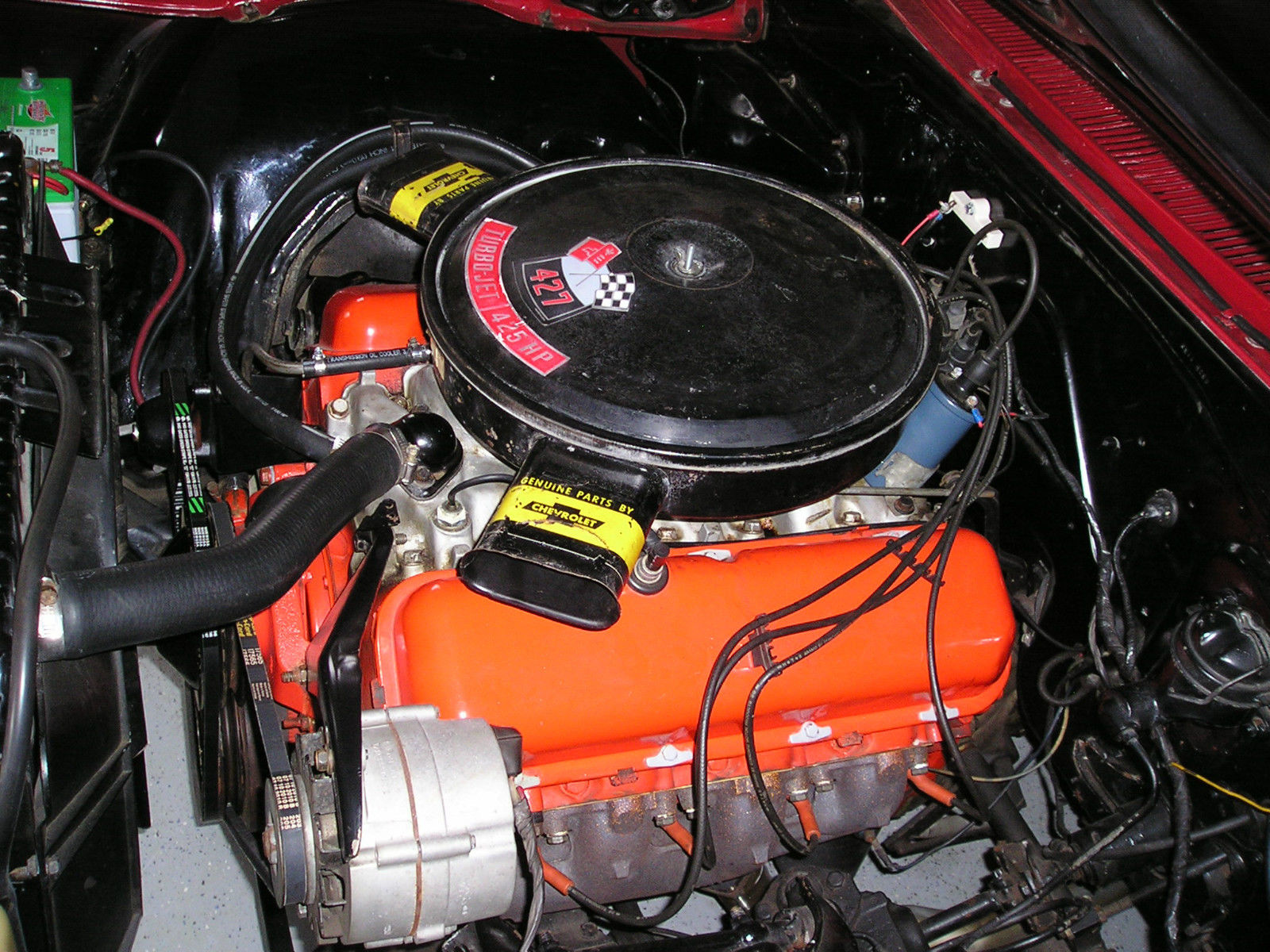 427 425hp Matching Engine Biscaynesuper Sport Impalacaprice 1966 Chevrolet Bel Air Impala Technical Specifications Of 150 210