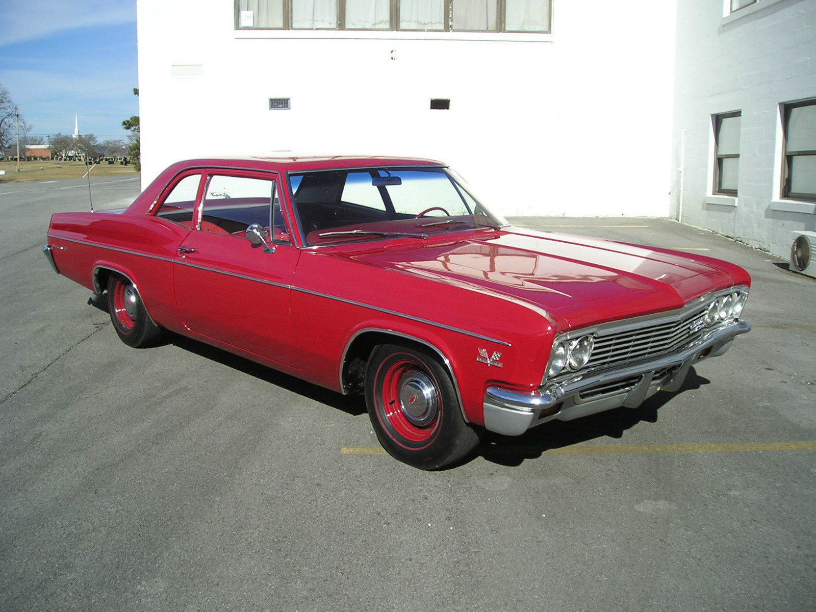 427 425hp Matching Engine Biscaynesuper Sport Impalacaprice 1966 Chevrolet Bel Air Impala 150 210 L 72