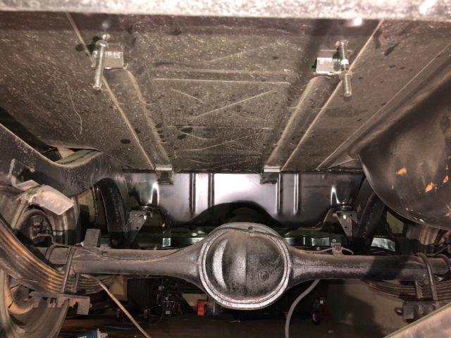 55 Chevy Gasser Project 2 Door 1955 Belair Chevrolet