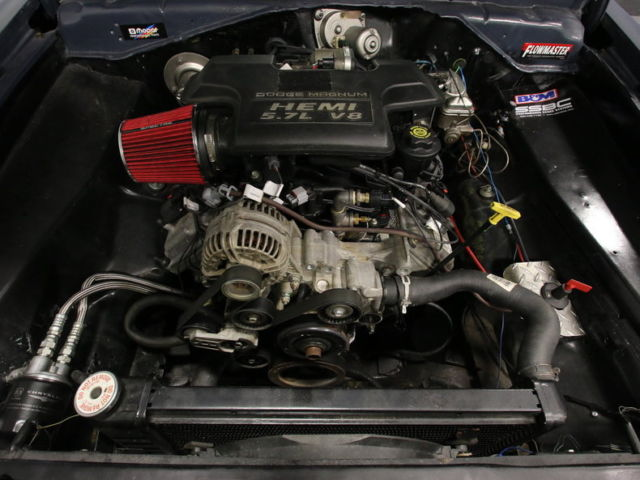 5 7 Liter Hemi Swap  Auto W  Overdrive  Flowmaster Duals