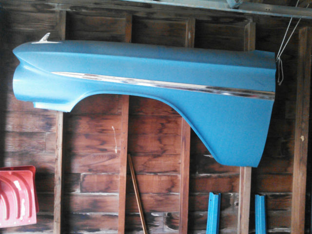 Used Car Parts For Sale >> 61 Impala (4 door, 2 door, bumpers, fenders, quarter panels, trunk, deck, floor) for sale in ...