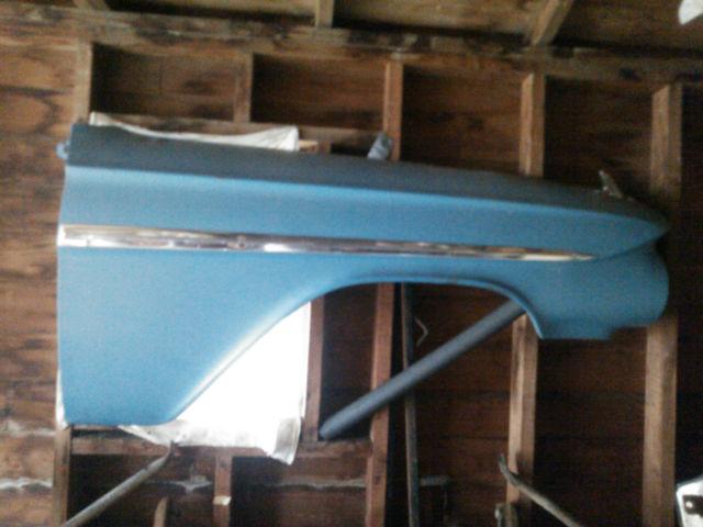 61 Impala 4 Door 2 Door Bumpers Fenders Quarter