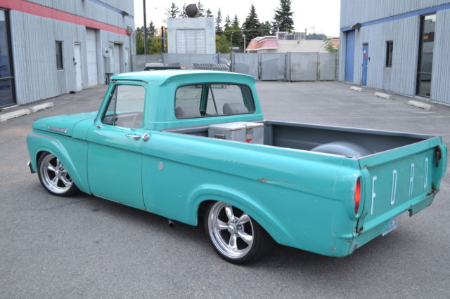 62 Ford F100 Unibody Shortbox For Sale In Spokane