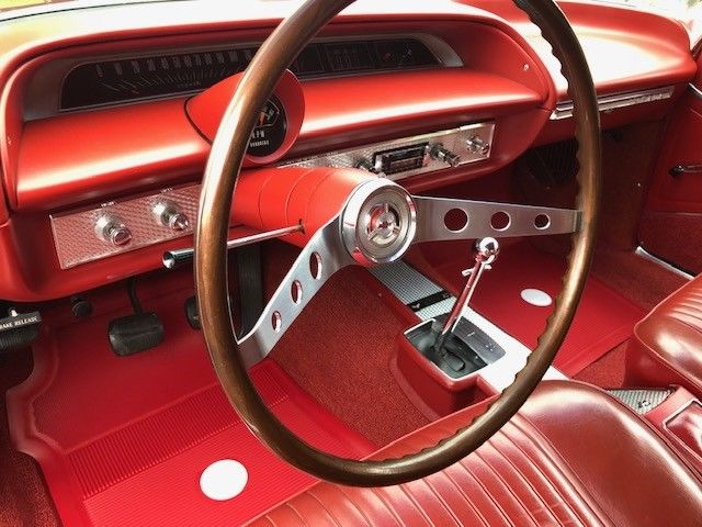 64 Chevrolet Impala Super Sport 327-300HP, 4-Speed, Posi ...