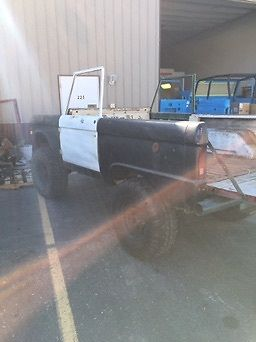 Used Cars For Sale In Illinois >> 66-77 Early Ford Bronco Project for sale in Joliet ...