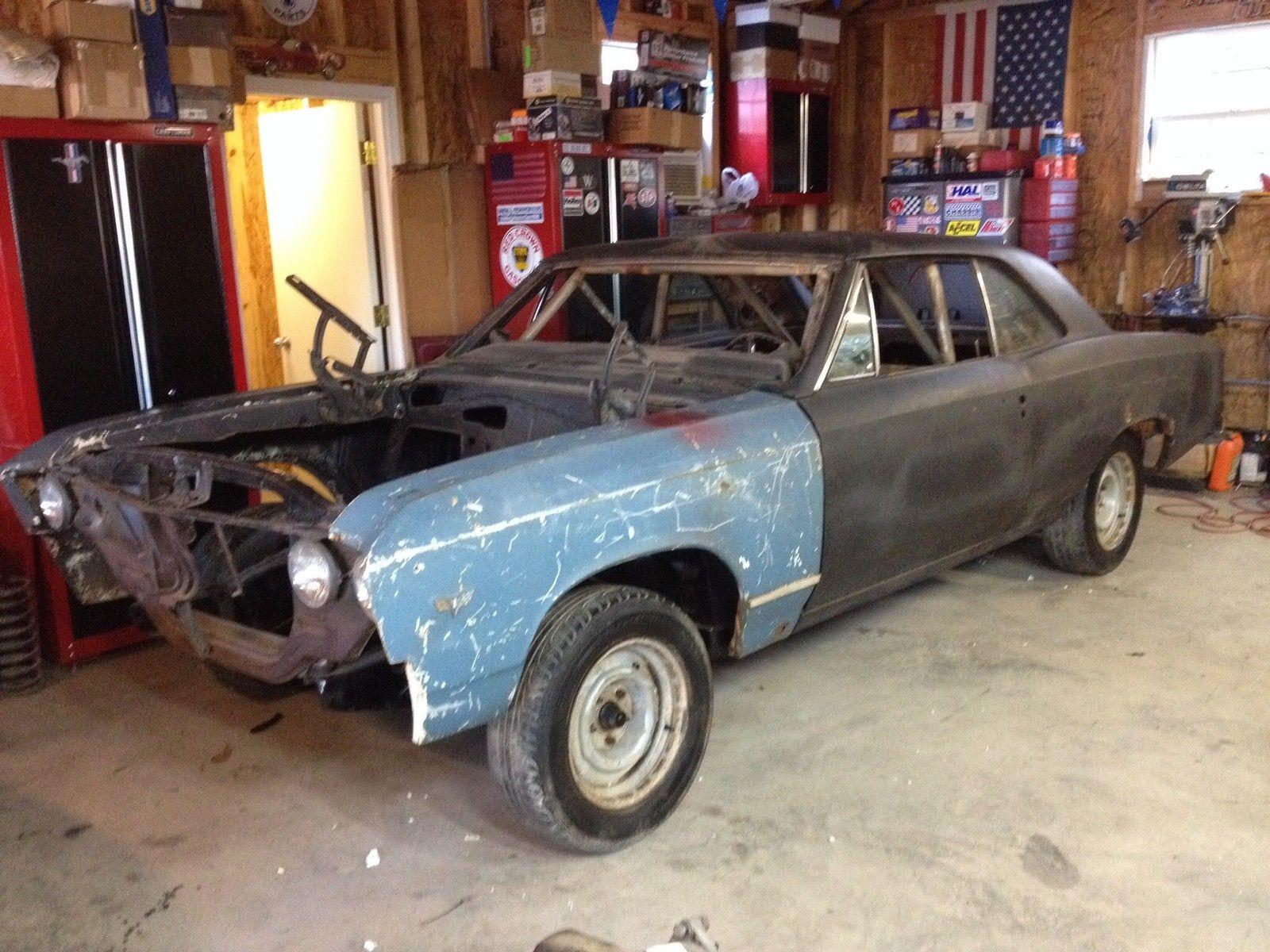 67 Chevelle Malibu (Project Car) for sale in New Roads, Louisiana ...