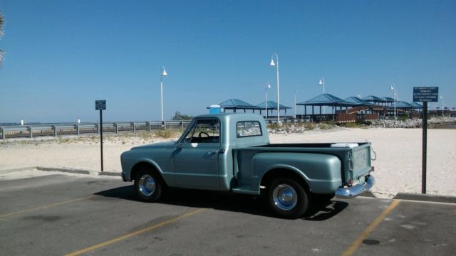 67 Chevy Shortbed Stepside