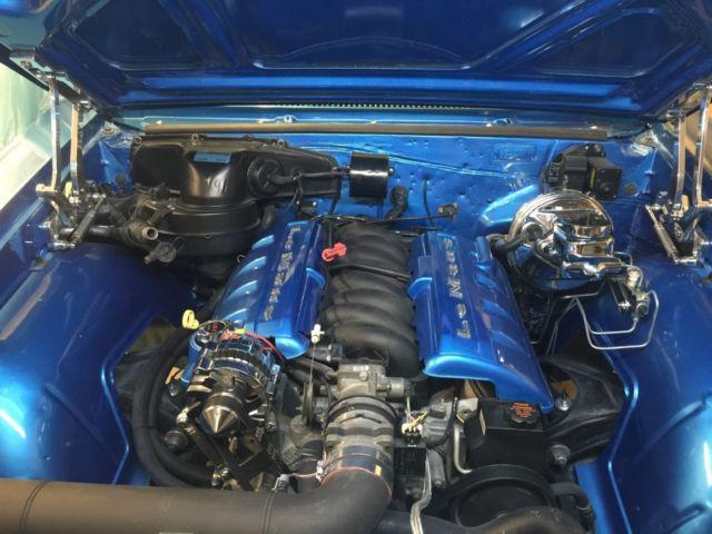 67 Pontiac Lemans Ls1 Restomod Rotisserie Rebuild For Sale Photos Technical Specifications Description