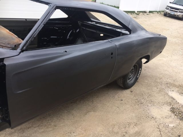 Dodge Charger Shell Body Very Clean