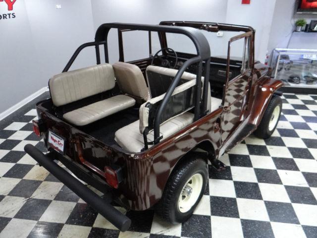 69 Toyota Land Cruiser Fj40 4x4 Chevy V8 Hardtop Roll Bar