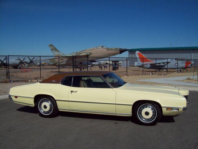 70 Ford Thunderbird Excellent Cond Survivor Rare Brougham