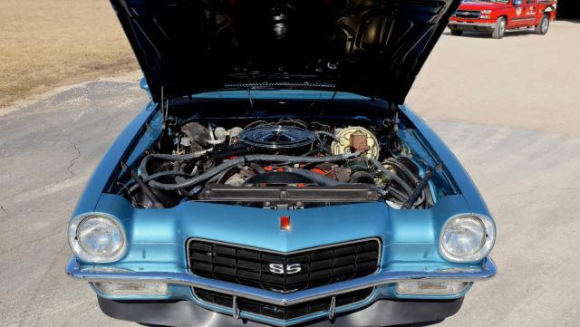 72 Camaro Ss 396 Numbers Matching Museum Grade Restore 1