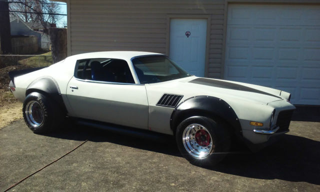 Street Legal Race Cars For Sale >> 72 Camaro Track Day Car Street Legal Race Car For Sale