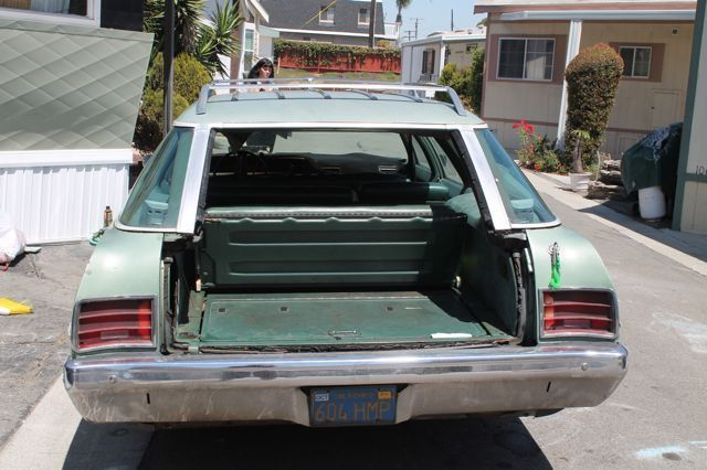 73 Chevy Clamshell Station Wagon For Sale In Huntington