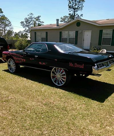 73 Chevy Impala, 350 motor, with 26