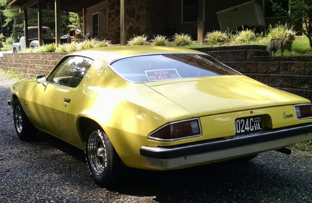 74 Camaro Custom Tucked Bumpers For Sale In New Castle