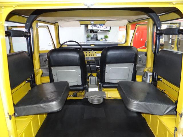 Windy City Motorsports >> 76 Toyota FJ40 Land Cruiser 4x4 Hardtop 98k Original Miles Very Solid & Original for sale ...