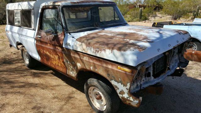 Tucson Car Auction >> 78, 79 Ford F100 short fleet side truck. 1978, 1979, F-100 ...