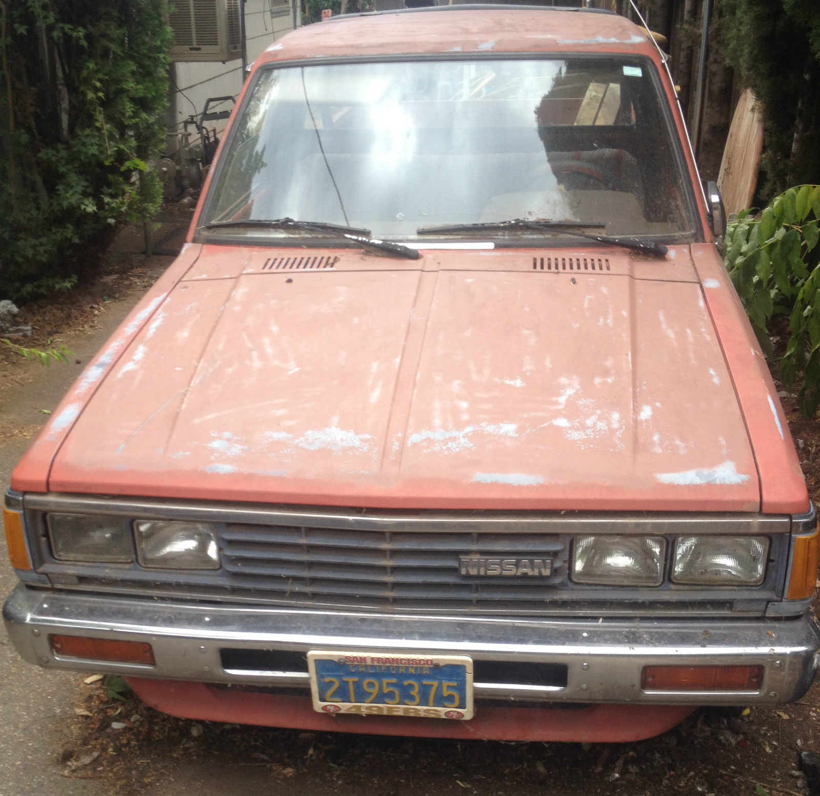 Made In July By Nissan St Model Pickup King Cab Mini Truck