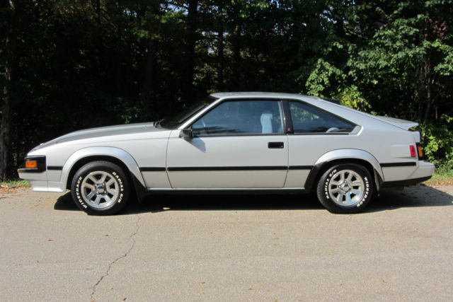 85 Toyota Supra For Sale In Pardeeville Wisconsin United