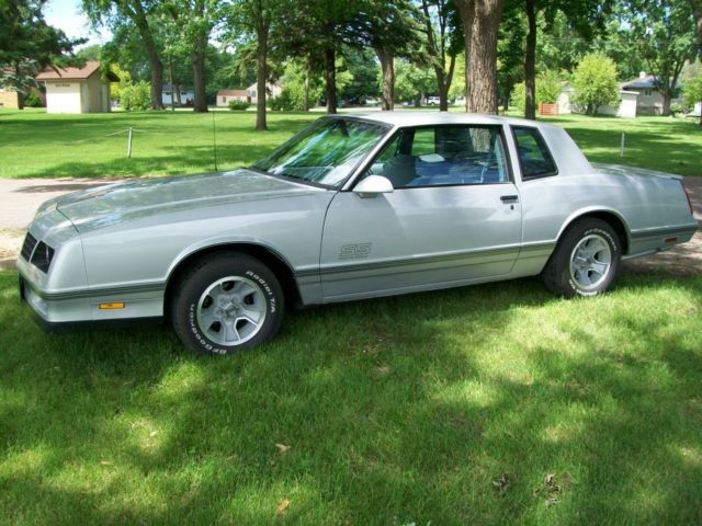 87 monte carlo ss for sale in mapleton minnesota united states. Black Bedroom Furniture Sets. Home Design Ideas