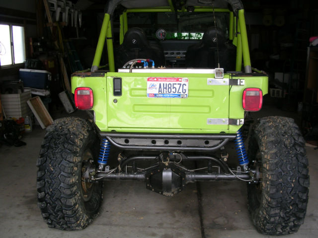 89 Jeep YJ Rock Crawler for sale in Tipp City, Ohio ...