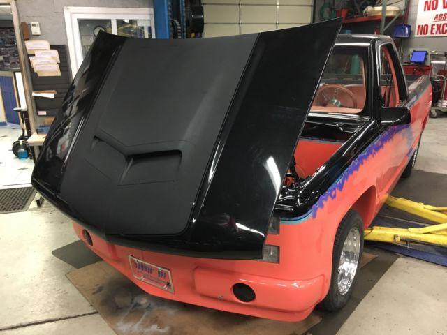 90 Gmc Sierra Chevy Silverado Custom Restorod 454 4spd