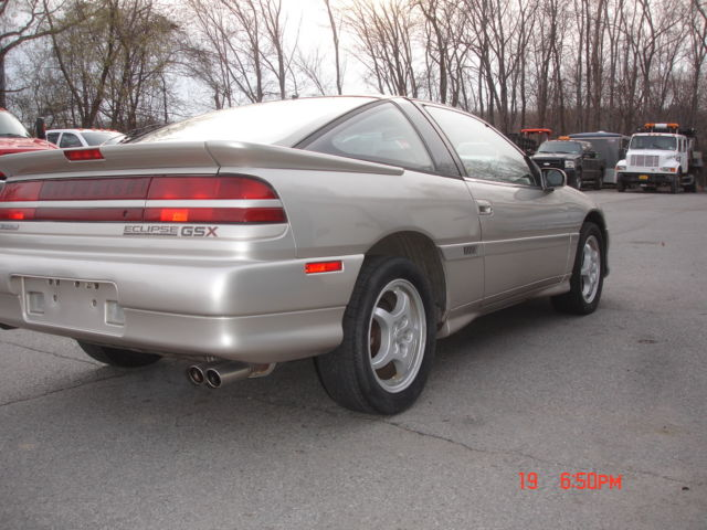 91 Mitsubishi Eclipse Gsx Awd Turbo For Sale In Middletown
