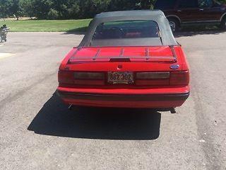 91 Mustang Lx 5 0 V8 Convertible