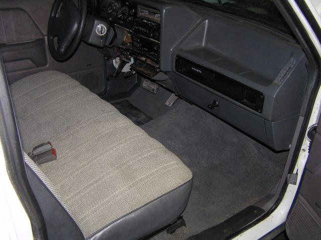 Dodge Dakota Motor Mi Runs Great on 1989 Dodge Dakota Fuel Filter Location