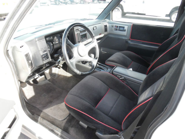 Acura Of Reno >> 92 GMC Sonoma GT *RARE* *LOW MILES* ONLY 101 EVER MADE for ...