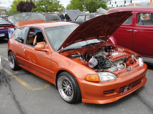92 Honda Civic Hatchback for sale in Dayton Nevada United States