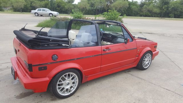92 Vw Cabriolet Convertible Wolfsburg Edition For Sale Photos Technical Specifications Description