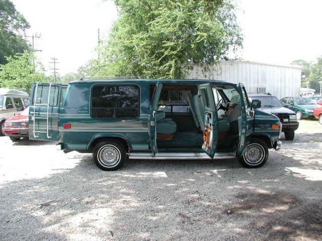 93 Chevy G20 Mark Iii Conversion Van In Good Condition For Sale In De Leon Springs  Florida