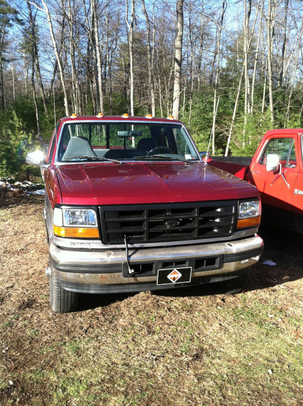 94 ford diesel