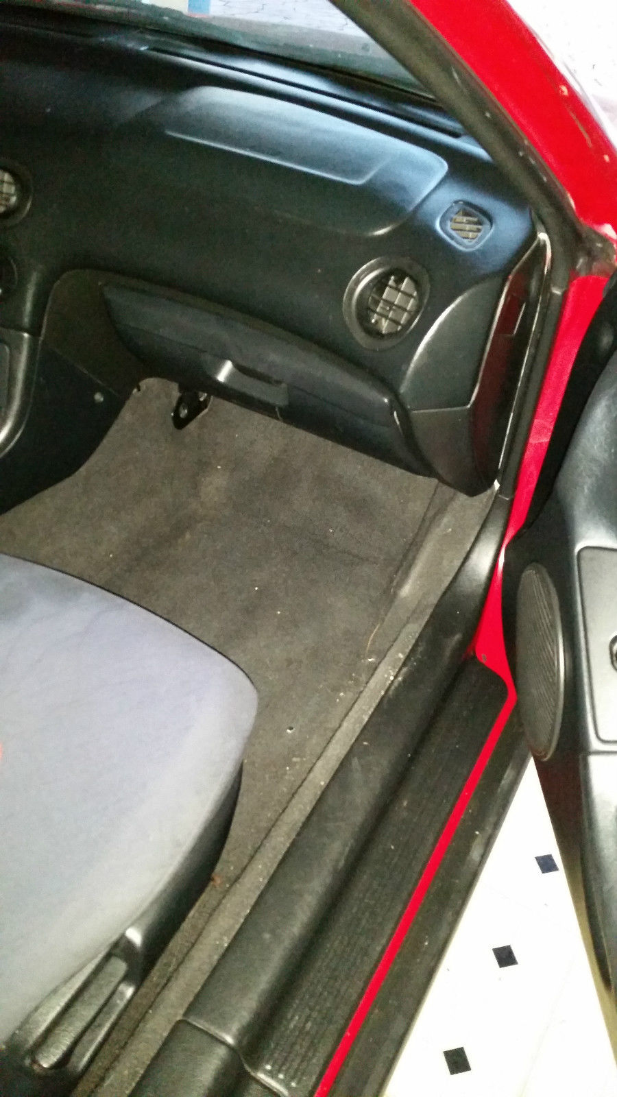 94 honda del sol convertible civic 2dr coupe no rust great stock car wont start for sale in fort. Black Bedroom Furniture Sets. Home Design Ideas