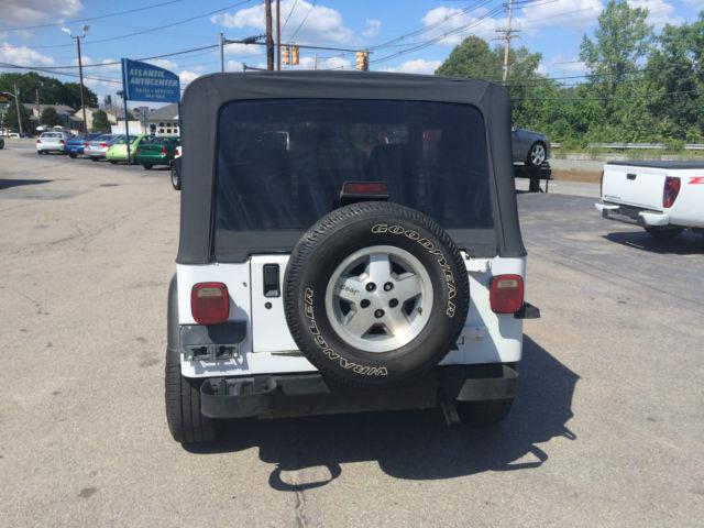 Jeep Wrangler Custom Tires Rhode Island